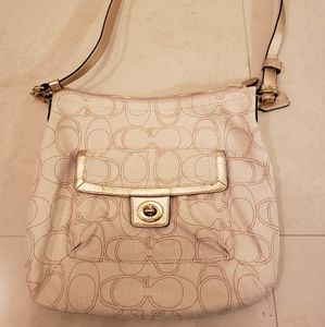 Coach Slouchy Bag